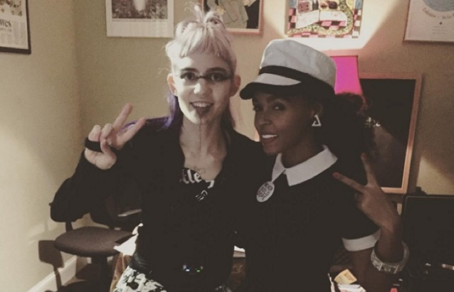 grimes and janelle