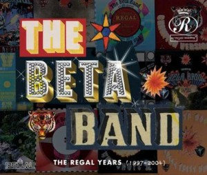 the beta band
