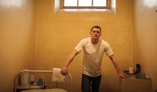 -Jack O Connell playing Eric